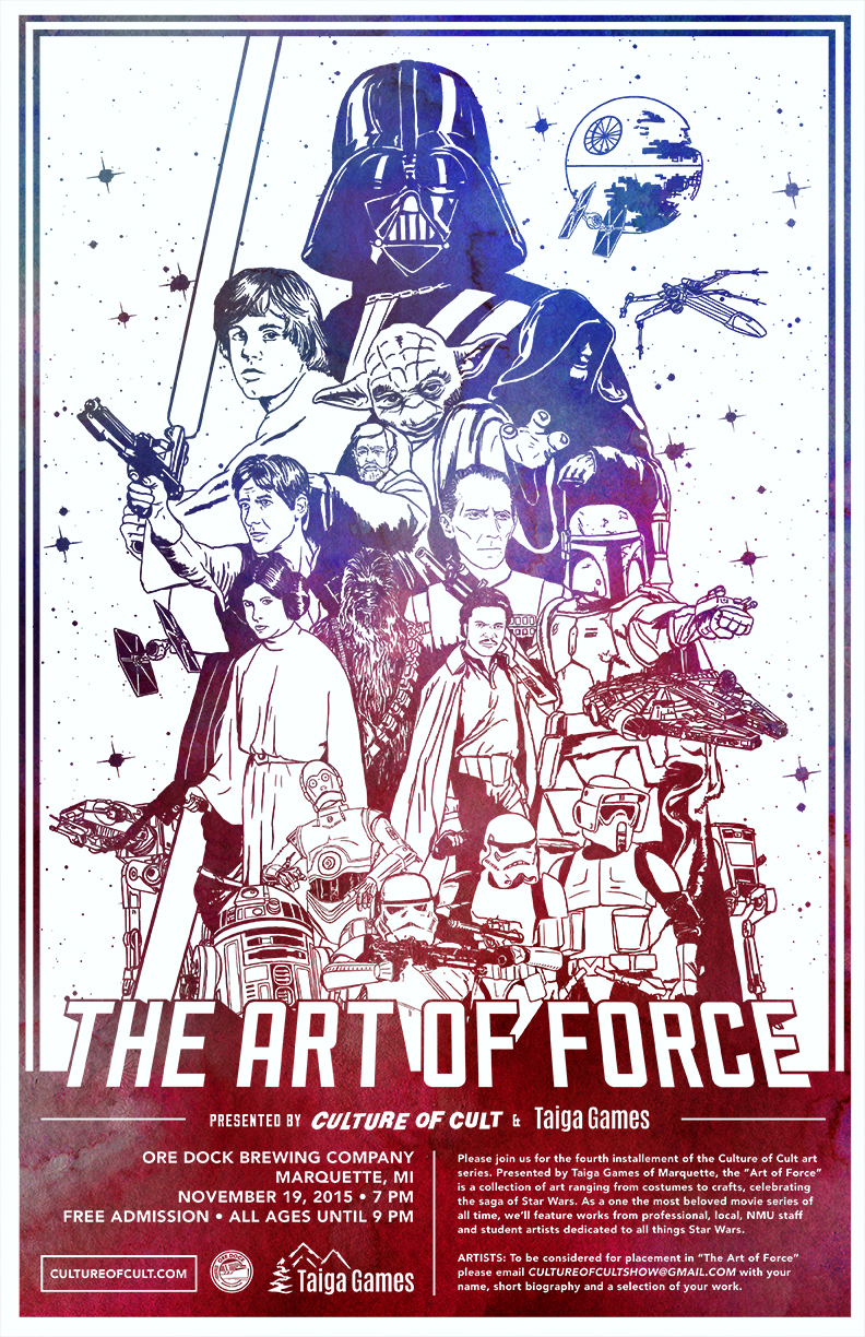 Culture of Cult: Art of the Force